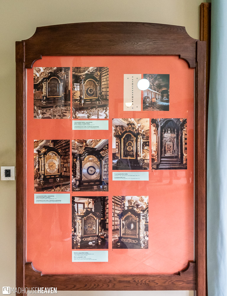 Photos of clocks from the Renaissance and Baroque period