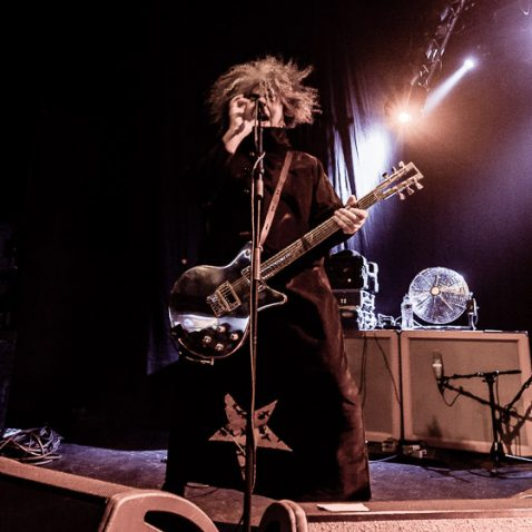 The Melvins, live at Paard van Troje, The Hague, the Netherlands