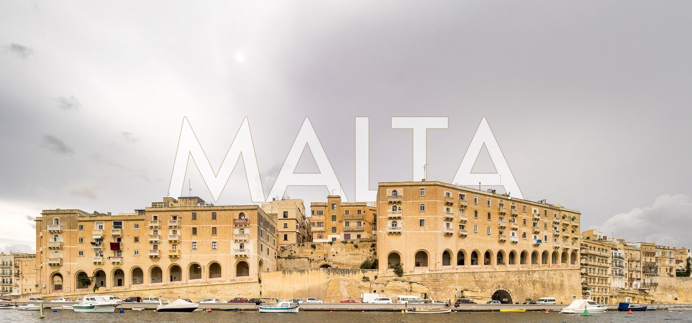 featured image for malta travel posts